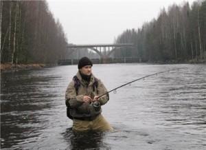 Непромокаемая одежда для рыбалки