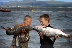 Двенадцатилетний рыбак побил новый рекорд по ловле сомов