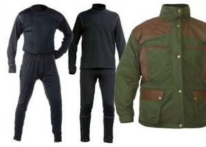 Обзор одежды для зимней рыбалки