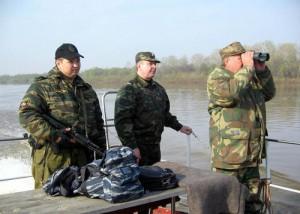 Красноярские браконьеры лишились пойманной рыбы
