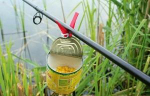 Основные приемы ловли рыбы на кукурузу