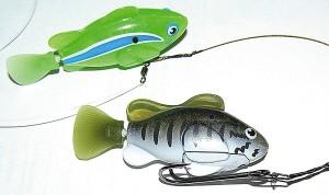 Чем хороши электронные приманки для рыбы
