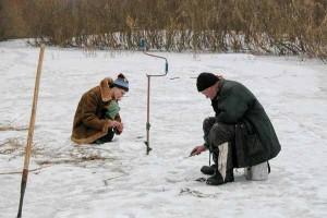 Любителям зимней рыбалки на заметку