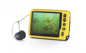 Эхолот от Aqua-Vu для подлёдной рыбалки