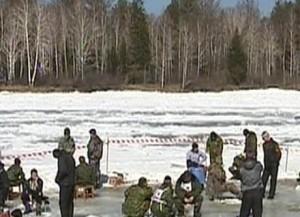 В Шелеховском районе прошли соревнования по ловле рыбы среди инвалидов