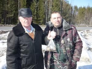 В Кировской области прошли соревнования, в которых участвовали ветераны ГИБДД