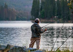 где ловить рыбу